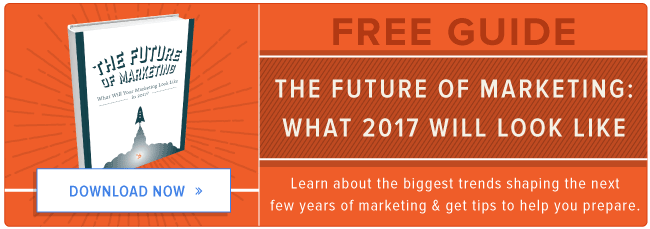 learn about the future of marketing