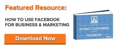 free guide to using facebook for business and marketing